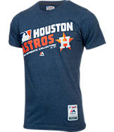 Men's Majestic Houston Astros MLB On Field T-Shirt