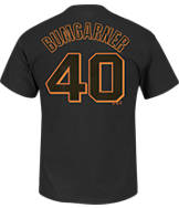 Men's Majestic San Francisco Giants MLB Madison Bumgarner Name and Number T-Shirt