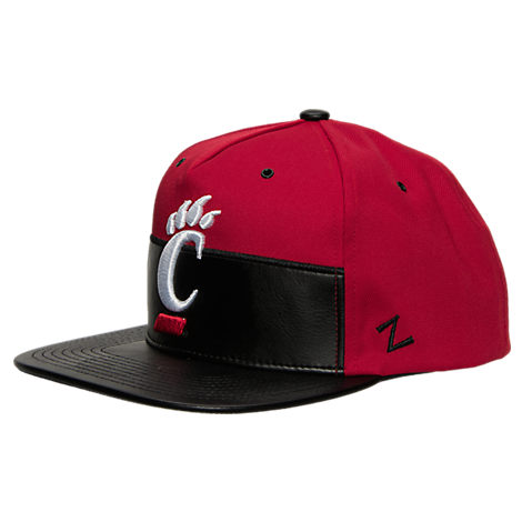 Zephyr Cincinnati Bearcats College Anarchy Snapback Hat