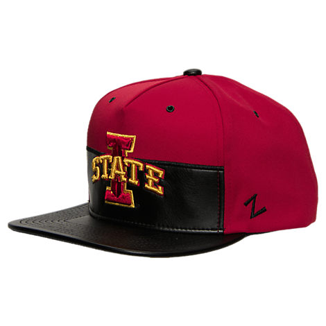Zephyr Iowa State Cyclones College Anarchy Snapback Hat