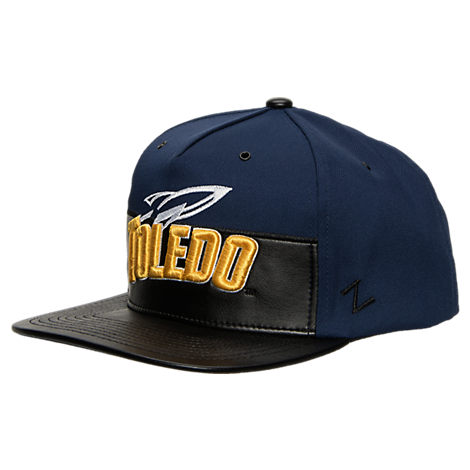 Zephyr Toledo Rockets College Anarchy Snapback Hat