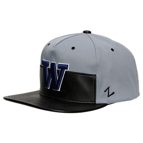 Zephyr Washington Huskies College Anarchy Snapback Hat