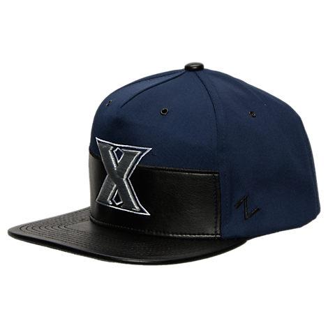 Zephyr Xavier Musketeers College Anarchy Snapback Hat
