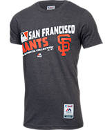 Men's Majestic San Francisco Giants MLB On Field T-Shirt