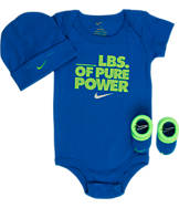 Infant Nike Pounds of Power 3-Piece Set