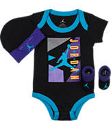 Infant Air Jordan Block 3-Piece Set