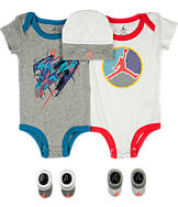 Infant Air Jordan Retro 8 Element 5-Piece Set