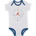 Alternate view of Infant Jordan Timeless 3-Piece Set in White/Gym Red/True Blue