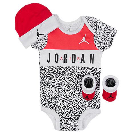 Infant Jordan Micro Elephant 3-Piece Set