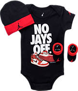 Infant Jordan No Jays Off 3-Piece Set