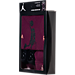 Back view of Infant Jordan Dunkin Toggle 3-Piece Set in Plum/Black