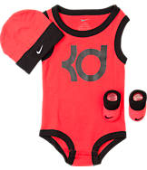 Infant Nike KD Logo Tank 3-Piece Set