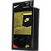 Back view of Infant Nike Tri-Blend Tech 3-Piece Set in Yellow/Black