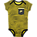 Alternate view of Infant Nike Tri-Blend Tech 3-Piece Set in Yellow/Black