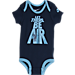 Alternate view of Infant Jordan Let There Be Air 3-Piece Set in Obsidian/Cerulean