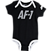 Alternate view of Infant Nike Air Force 1 3-Piece Set in Black/White
