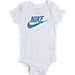 Alternate view of Infant Nike Color Shift 3-Piece Set in White/Blue