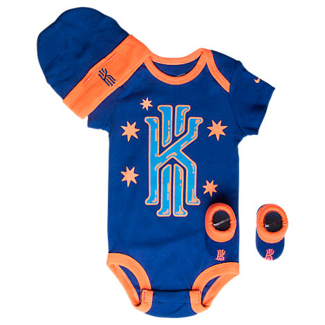 Infant Kyrie Star Logo 3-Piece Set