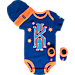 Front view of Infant Kyrie Star Logo 3-Piece Set in U1A