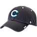 Front view of '47 Chicago Cubs MLB Ice Clean-Up Adjustable Hat in Grey