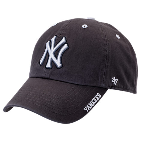 47 Brand New York Yankees MLB Ice Clean-Up Adjustable Hat