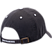 Back view of '47 San Francisco Giants MLB Ice Clean-Up Adjustable Hat in Grey