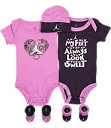 Infant Jordan My Feet Always Look Sweet 5-Piece Set