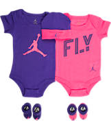 Infant Jordan Fly Jumpman 5-Piece Set