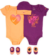 Infant Nike Born With Heart 5-Piece Set