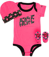 Infant Nike Polka Dots 3-Piece Set