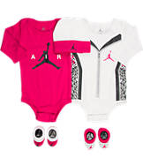 Infant Air Jordan Faux Jacket Long-Sleeve 5-Piece Set
