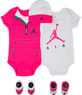 Girls' Infant Jordan Sweatsuit 5-Piece Set