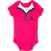 Alternate view of Girls' Infant Jordan Sweatsuit 5-Piece Set in W35
