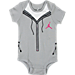 Alternate view of Girls' Infant Jordan Elephant Jumpsuit 5-Piece Set in Pink/Grey/White