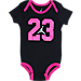 Alternate view of Infant Jordan 23 Wings 3-Pack Set in White/Pink/Black