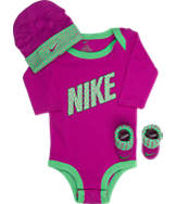Infant Nike Long-Sleeve 3-Piece Set
