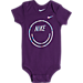 Alternate view of Infant Nike Smiley 3-Piece Set in Purple/Iridescent
