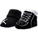 Front view of Infant Air Jordan Retro 1 Booties in