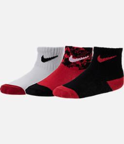 Infant Nike 3-Pack Gripper Socks Product Image