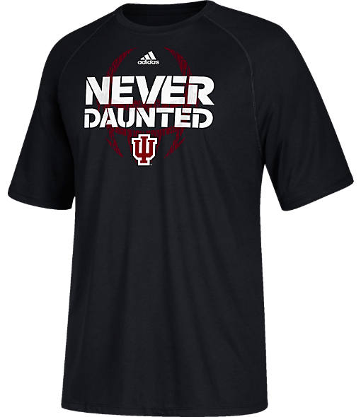 Men's adidas Indiana Hoosiers College Sideline Mantra T-Shirt