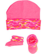 Infant Nike Hat Bootie Set