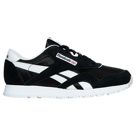 Boys' Grade School Reebok Classic Nylon Casual Shoes