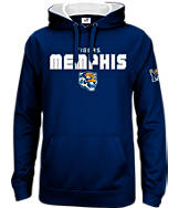 Men's J. America Memphis Tigers College Pullover Hoodie