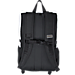Back view of JanSport Hatchet Backpack in White/Black