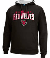 Men's J. America Arkansas State Red Wolves College Cotton Pullover Hoodie