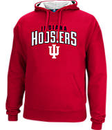 Men's J. America Indiana Hoosiers College Cotton Pullover Hoodie