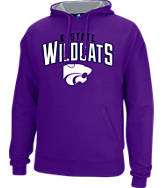 Men's J. America Kansas State Wildcats College Cotton Pullover Hoodie