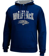 Men's J. America Nevada Wolf Pack College Cotton Pullover Hoodie