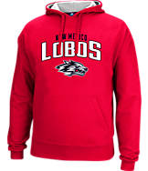 Men's J. America New Mexico Lobos College Cotton Pullover Hoodie