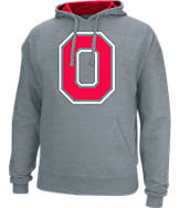 Men's J. America Ohio State Buckeyes College Cotton Pullover Hoodie